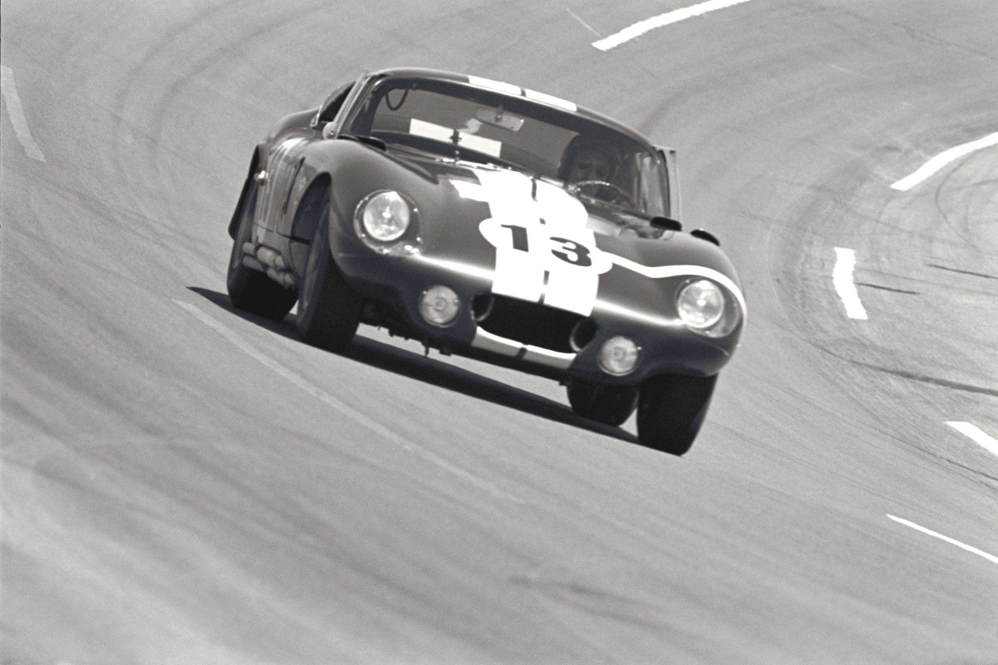 Shelby Daytona Coupe Racing Ford Archive