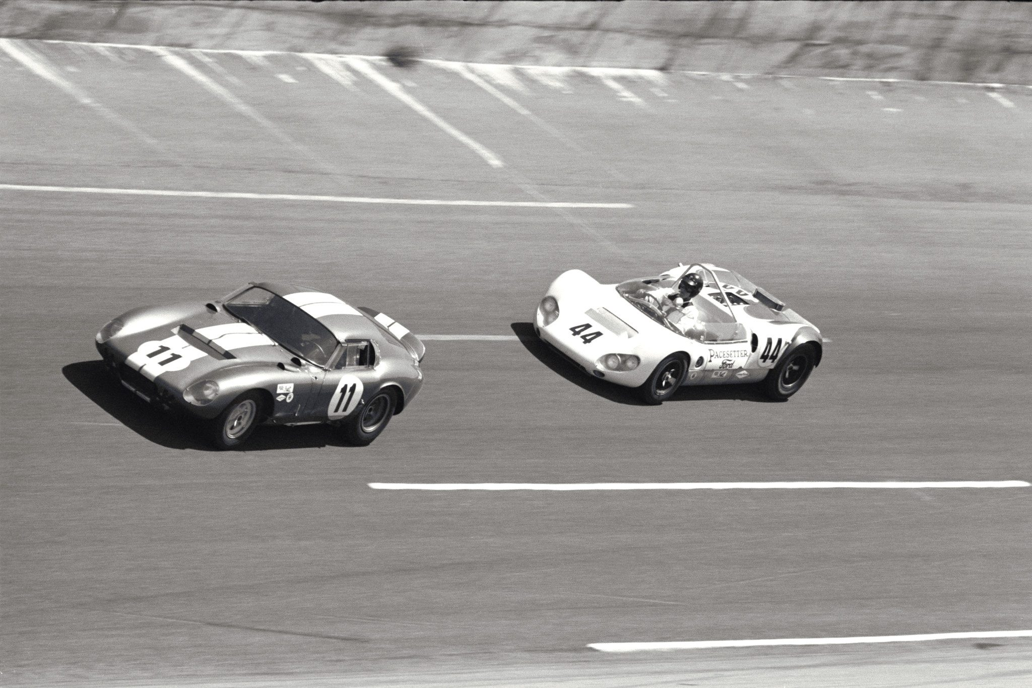 Shelby Daytona Coupe Sebring 1964 Ford Archive