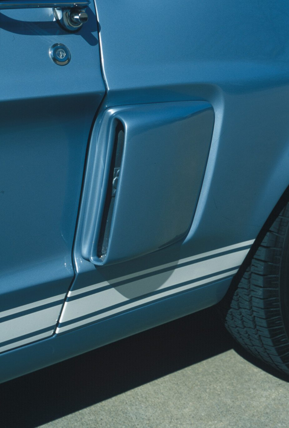Shelby GT350 Quarter Panel Scoops