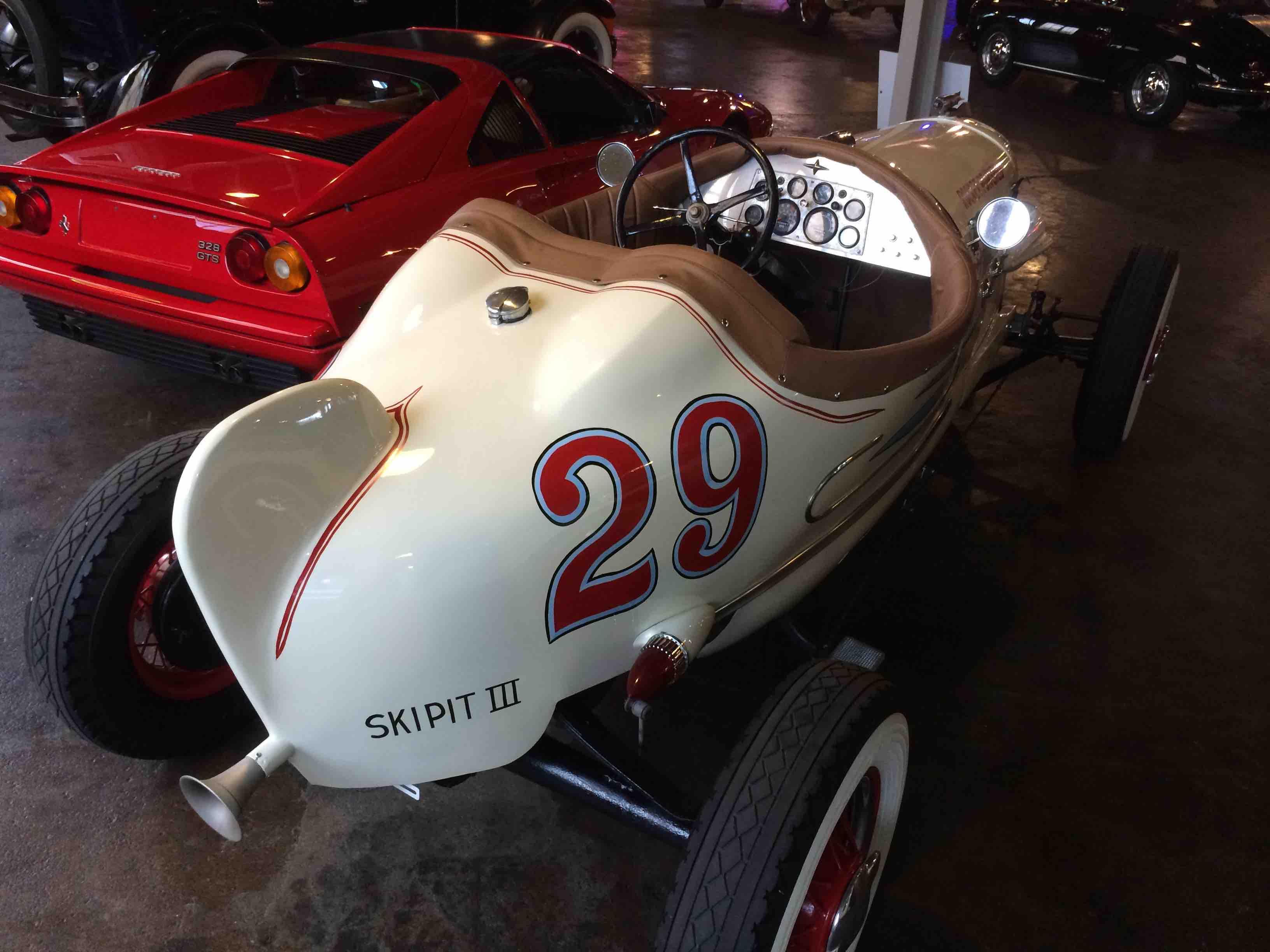 "1929 Ford Model A Speedster rear ""skipit III"""