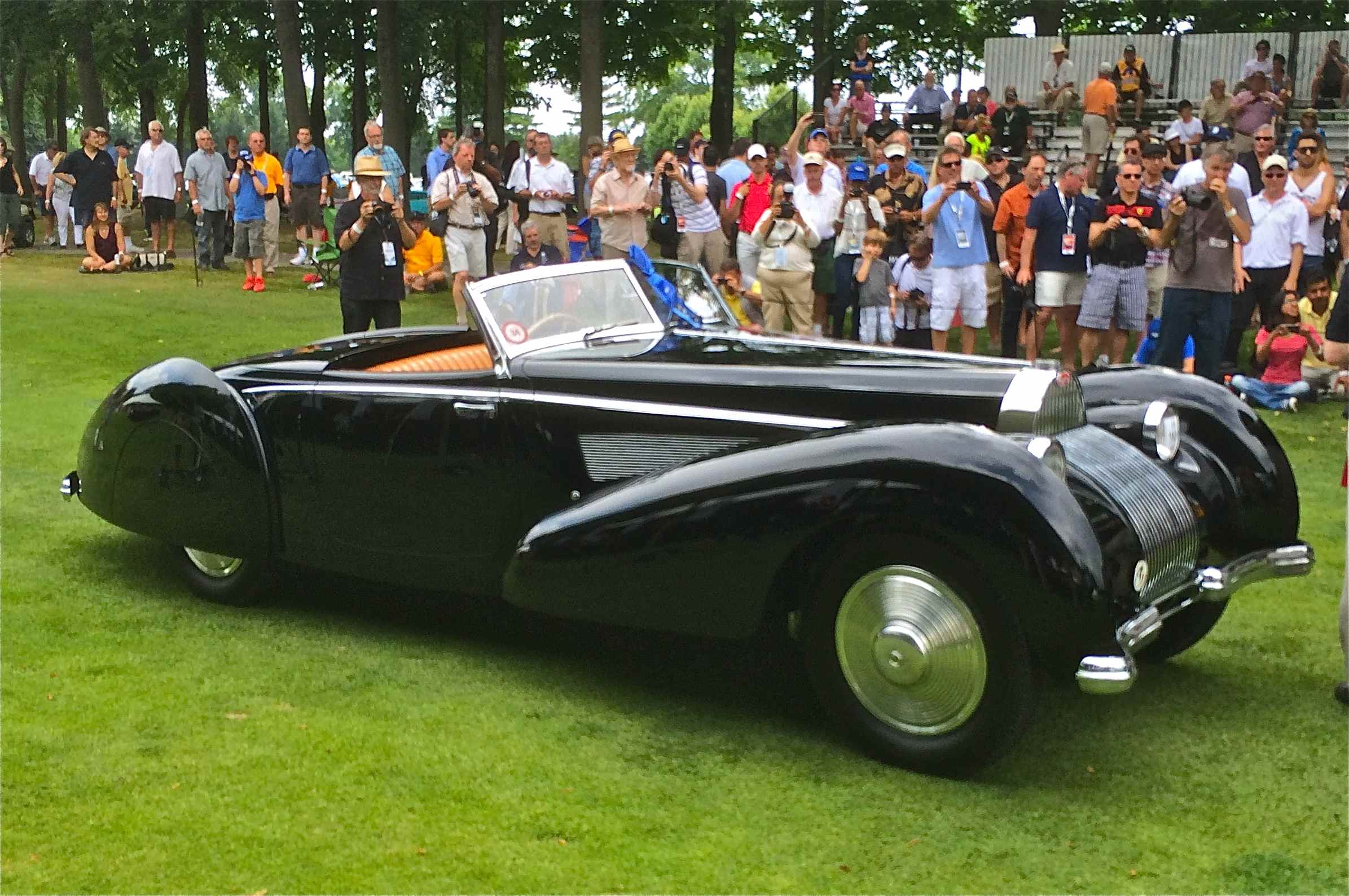 The concours d elegance