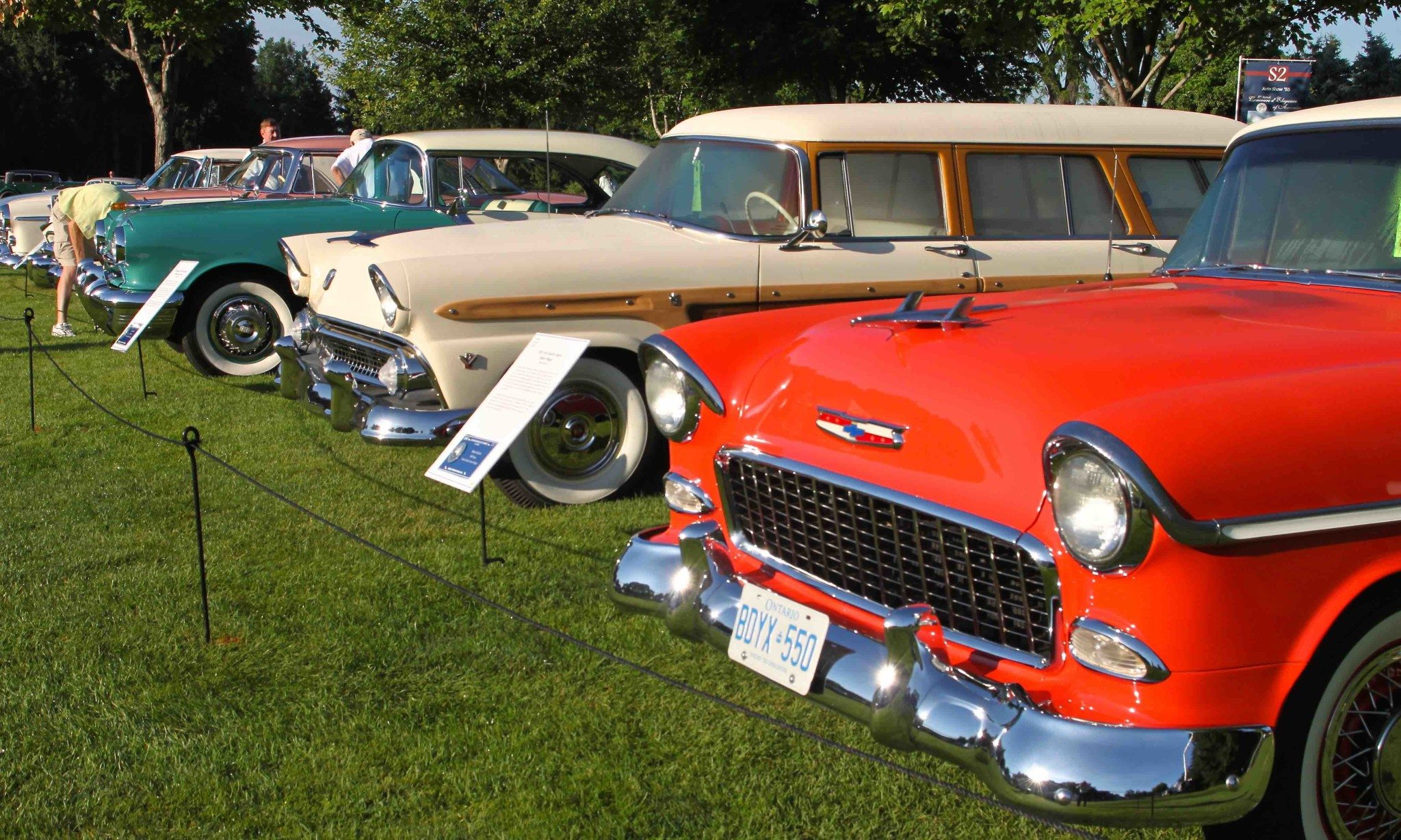 The Concours Of The Americas At St Johns Heacock Classic