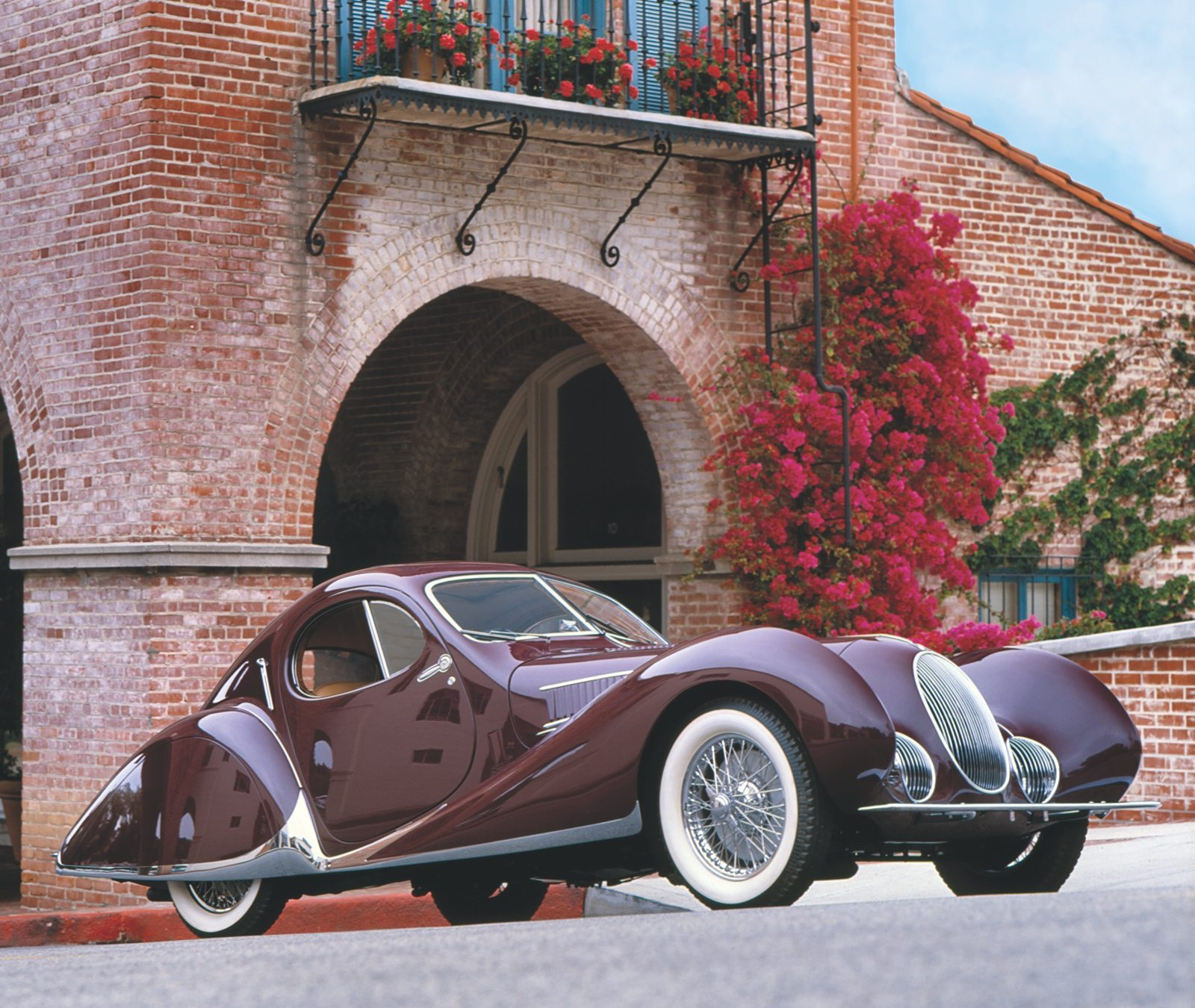 Talbot-Lago T150 SS