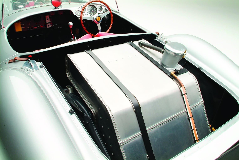 1957 Ferrari Testa Rossa Fuel Tank