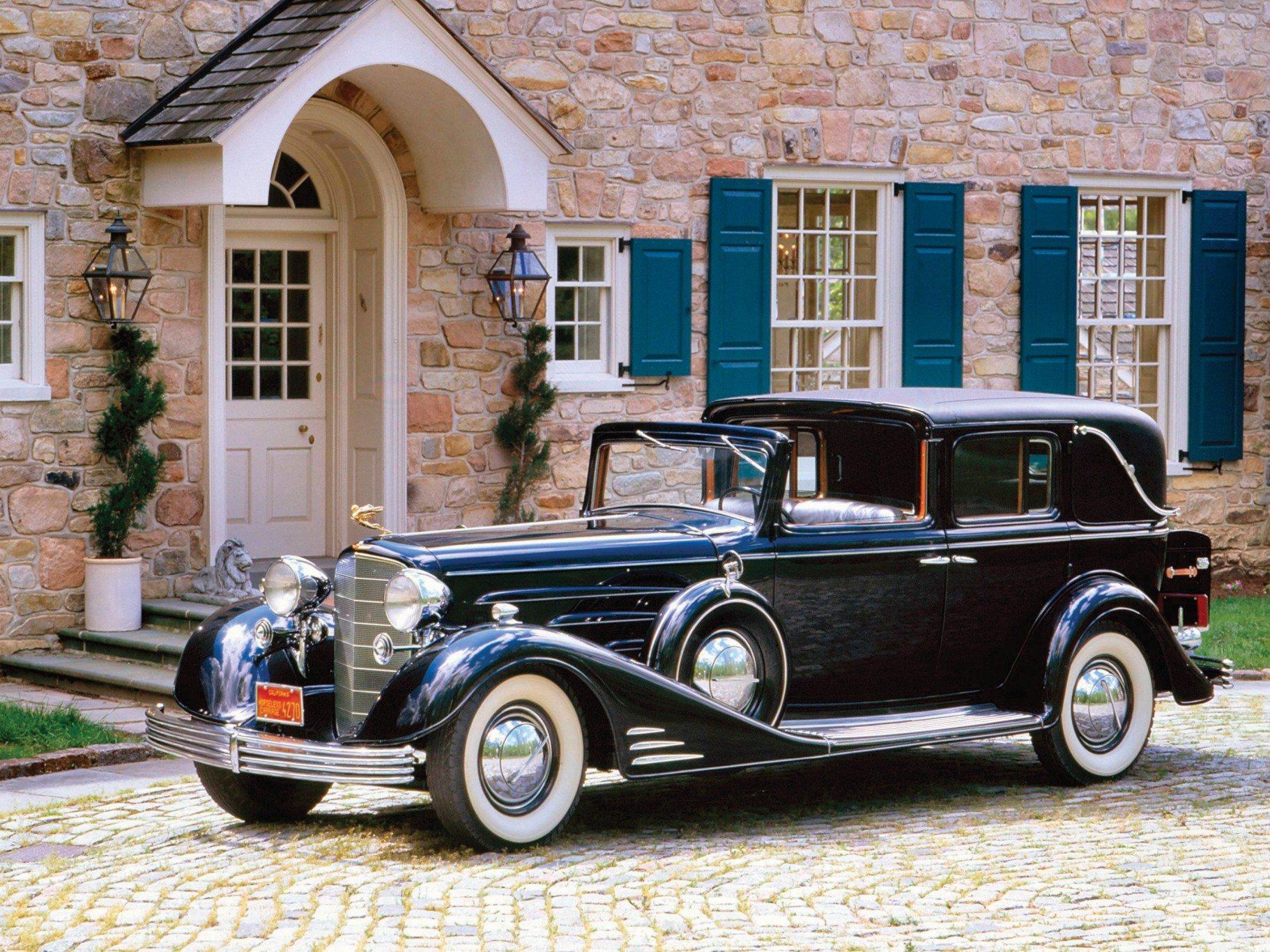 V16 Cadillac for Film Star Joan Crawford