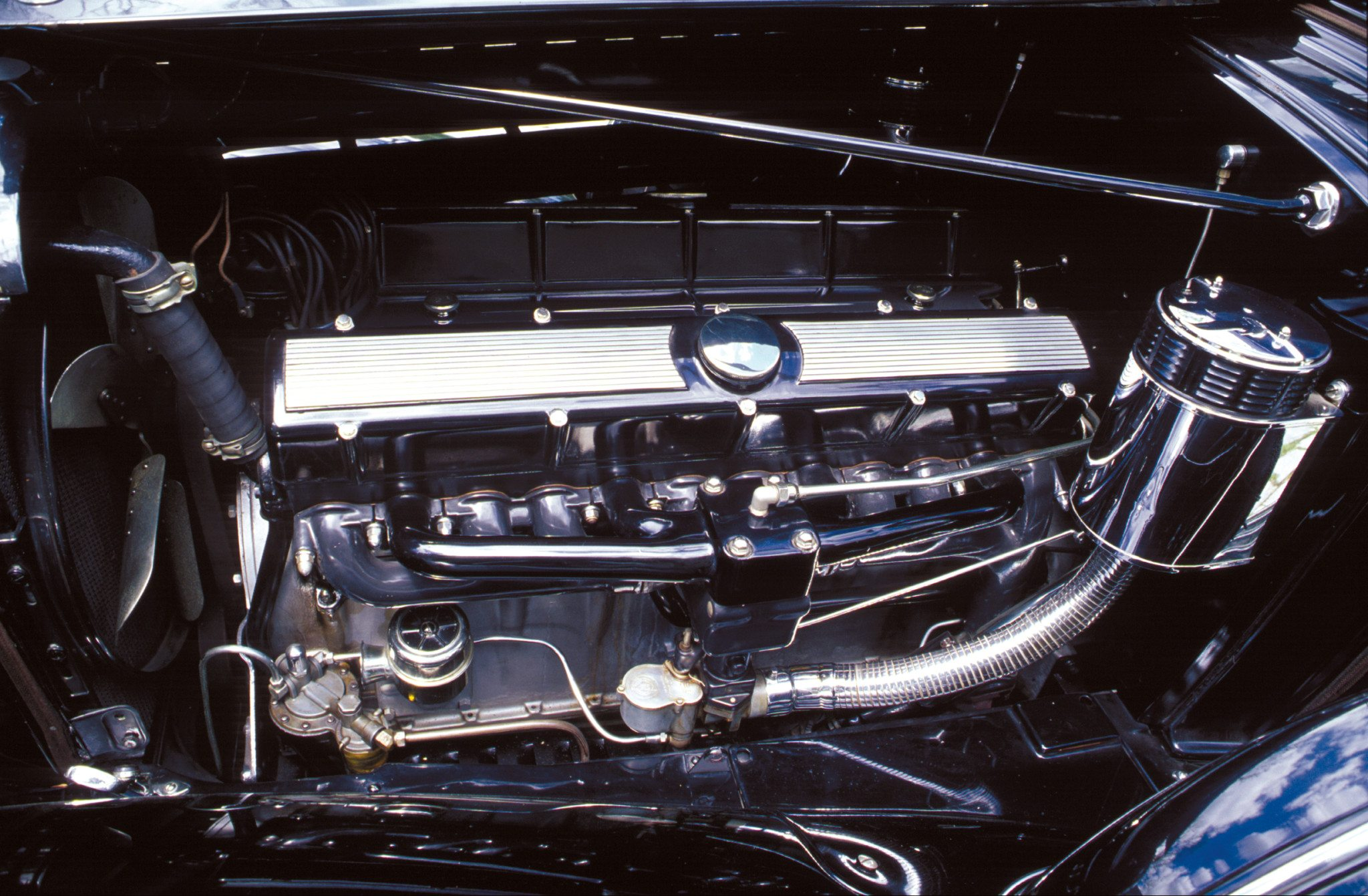V16 Engine Cadillac Aero-Dynamic Coupe by Fleetwood