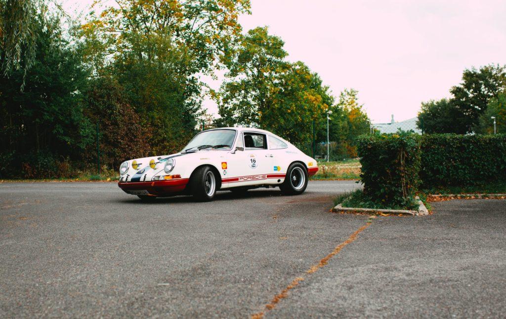 Vintage Race Car Insurance
