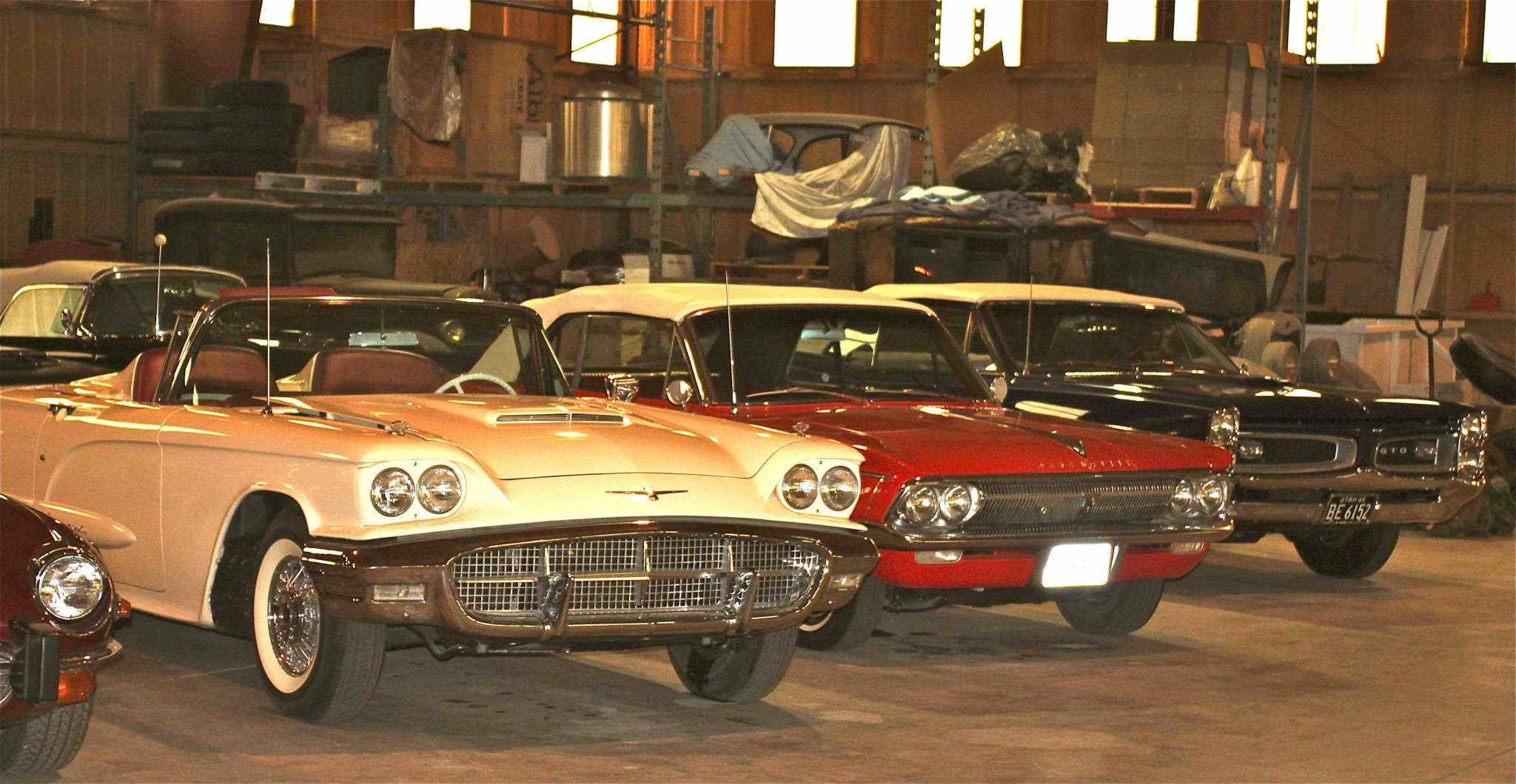 10 tips for safe winter classic car storage heacock classic insurance. Black Bedroom Furniture Sets. Home Design Ideas