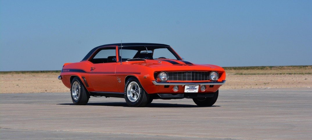 Rare Muscle Car Collection At Mecum Kissimmee Heacock Classic