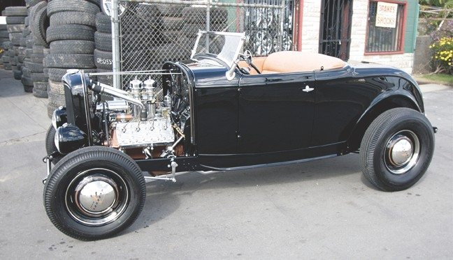 ford 1932 Coupe de Grace roadster